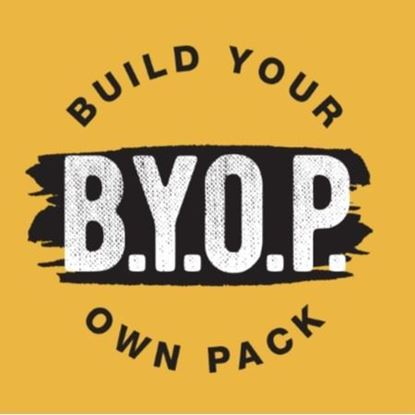 Energize - Build Your Own Pack (BYOP)